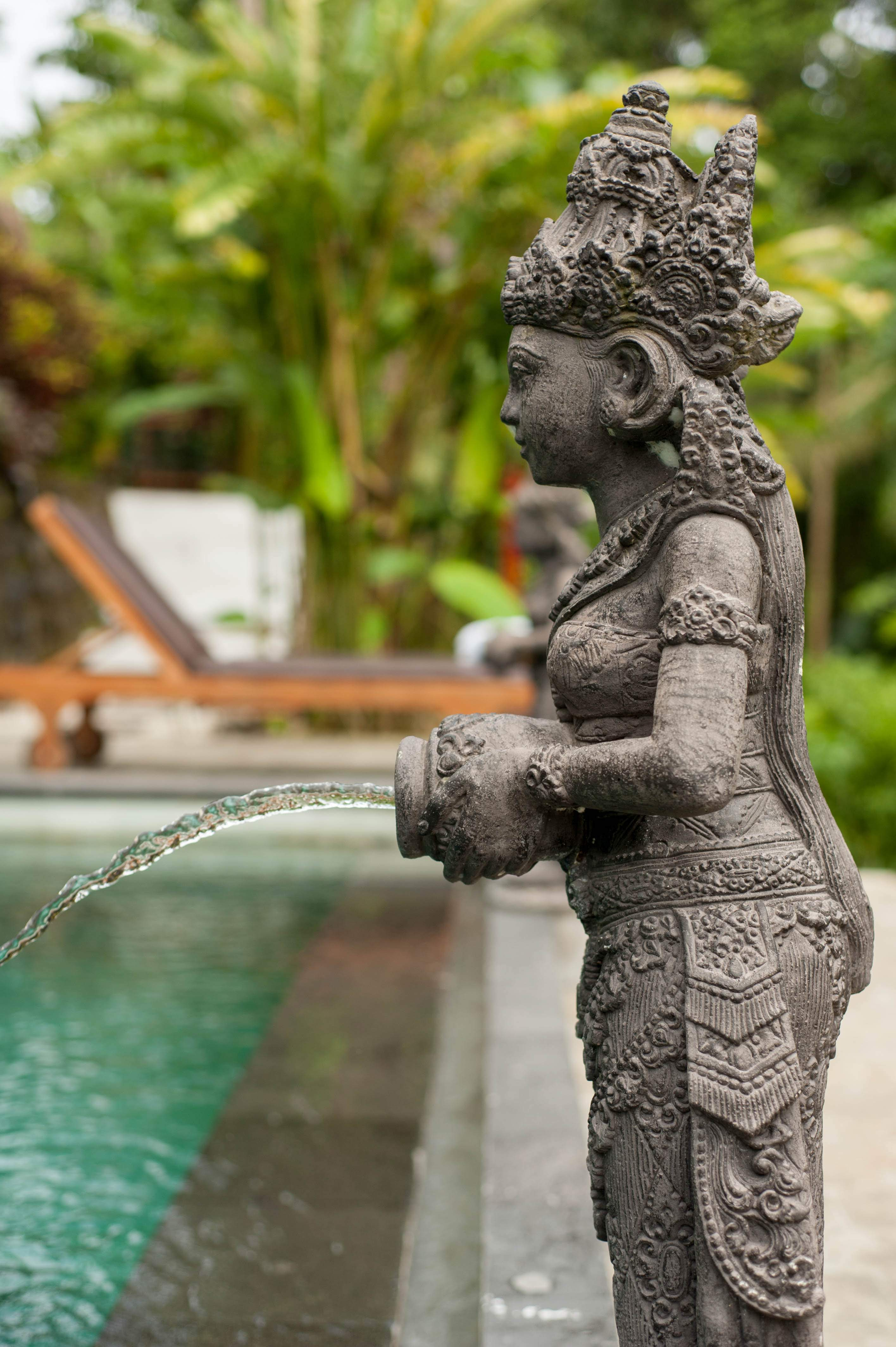 Bali Yoga Retreat - Yuliayogi