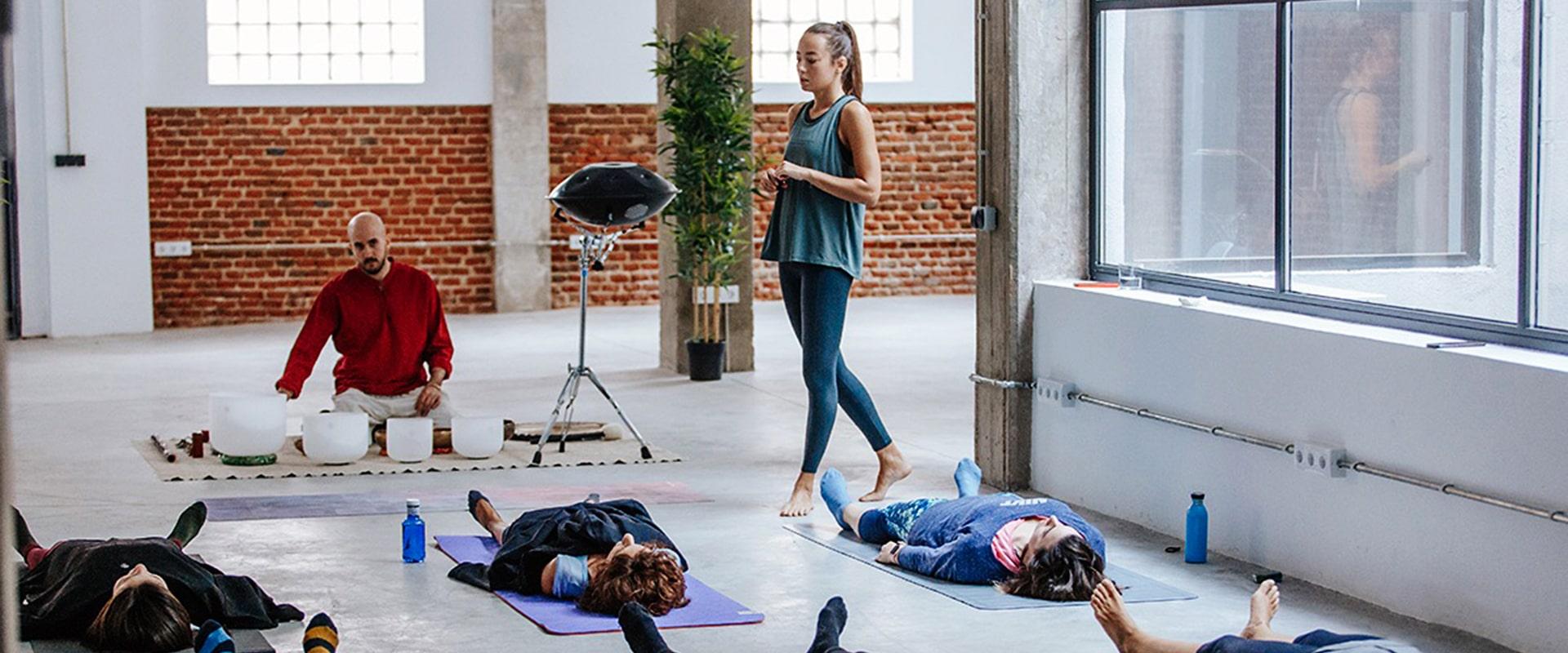 Clases de yoga Online - Yuliayogi